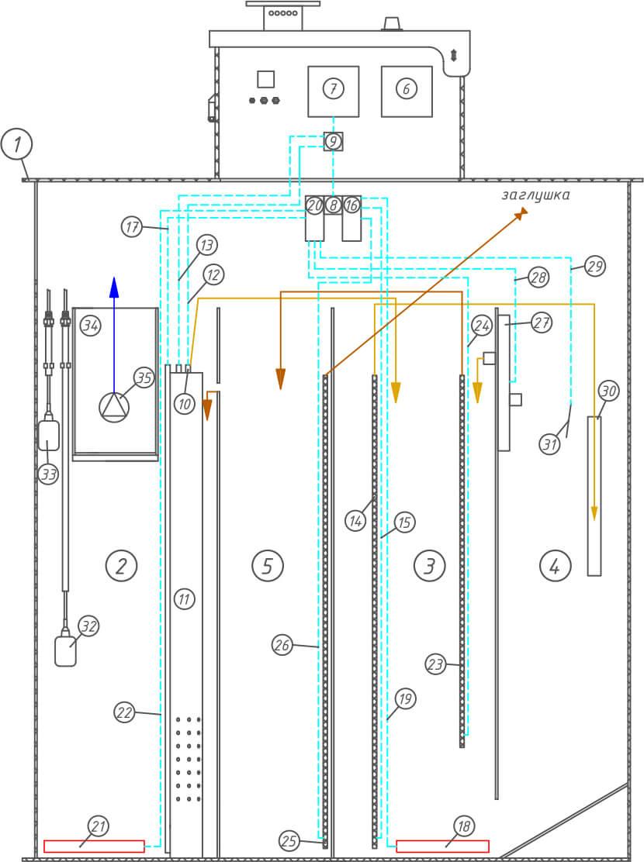 Схема Волгарь